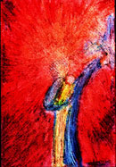 Християн Трифонов - Богородица с гълъба