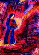 Християн Трифонов - Богородица с Исус