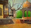 Цанко Цанков. Изложба: Песен за Говинда - 2005  (2)