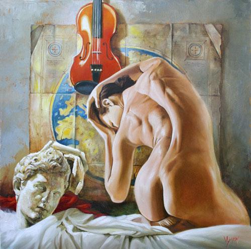 Surrealistic erotic sensual art of johnny palacios hidalgo - 2 10