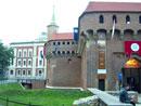 Албена Вачева, Barbican - най-северното защитно съоръжение на стария Краков