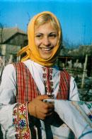 Димитър Боримечков. Мариана Бакарджи по време на празника