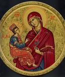 Димитър Лазаров - Св. Богородица - неувяхващ цвят