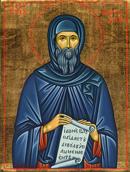 Димитър Лазаров - Св. Преподобни Антоний Велики
