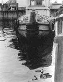 Емил Лазаров. Лодки през зимата (5)