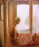 Стефан Балтов - Мадона на прозореца, 2005