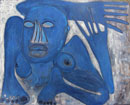 Венцислав Диков - Синя фигура